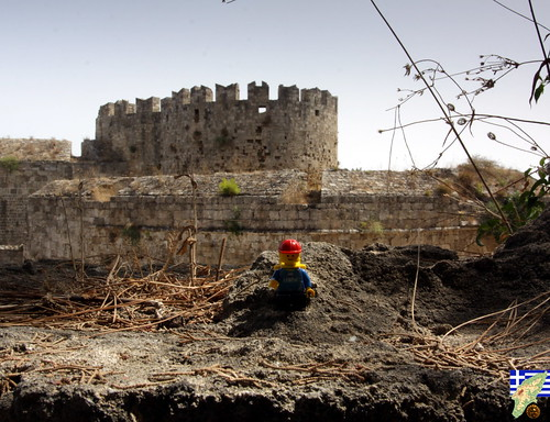 17_Walls of Rhodes | by BH's