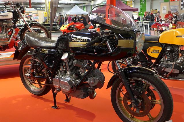 Ducati 900SS 1980 900cc OHC