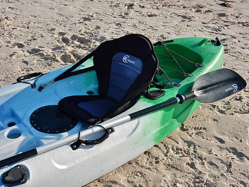 Fancy Kayak