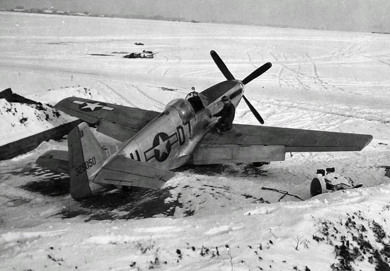 P-51C-野马