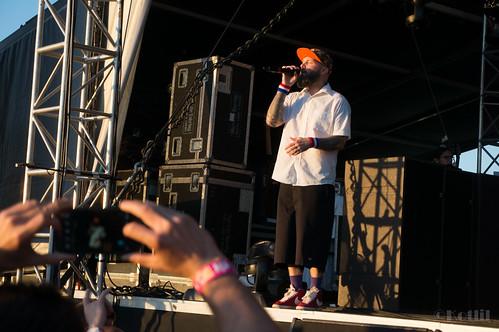 Fred Durst / Limp Bizkit @ Rock For People 2015