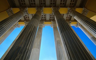 Greek architecture. | by Panos Kanderes