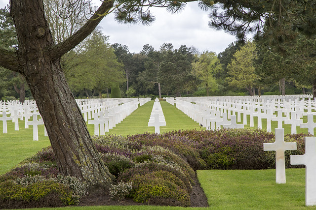 American Cemetery, Normandy