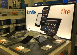 Kindle Fire | by JeepersMedia