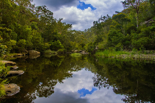 park blue mountains australia national nsw bluemountainsnationalpark jellybeanpool