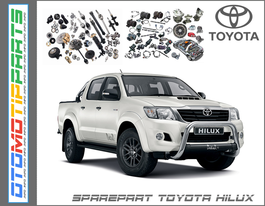 Harga Spare Part Toyota Hilux A Photo On Flickriver