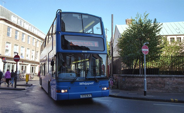 Whippet Bus WD 412