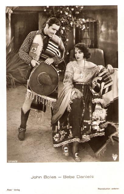 Bebe Daniels and John Boles in Rio Rita (1929)