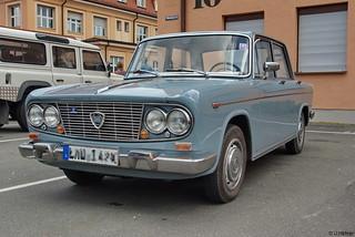 Lancia Fulvia Bj. 1968 _ab