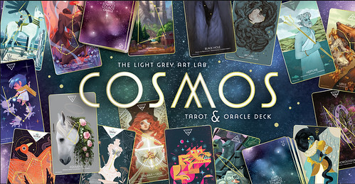 COSMOS PRE-SALE | by Light Grey Art Lab