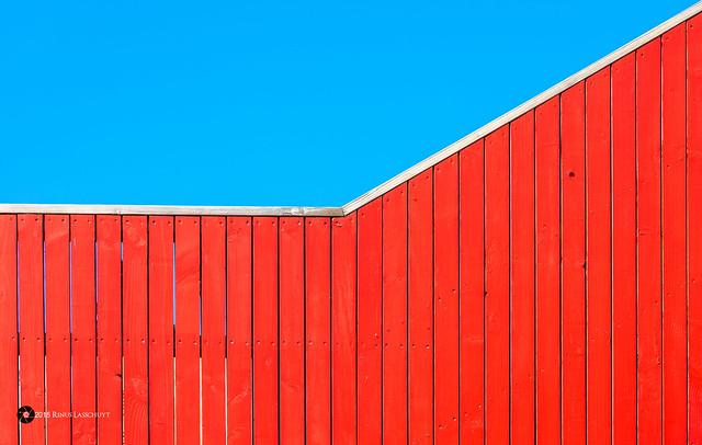 Blauw en Rood