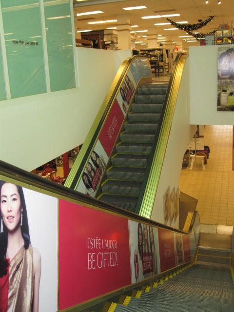 Bay escalator 2 Retail and PoP