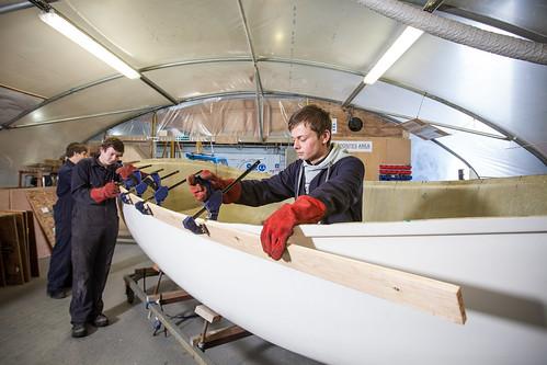Boat Builder (Marine Craftsperson)
