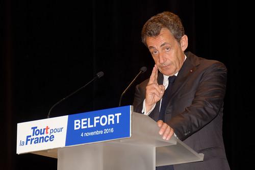 Nicolas Sarkozy, Belfort, 4 Nov 2016