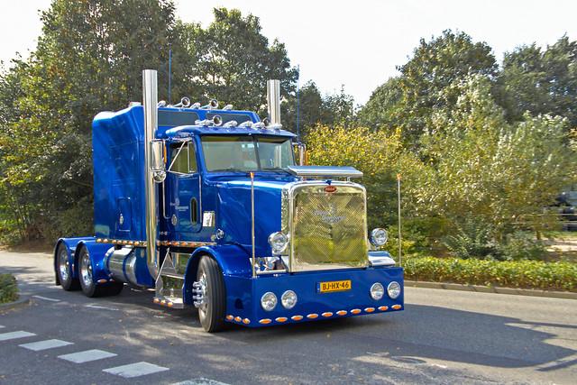 Peterbilt 377 Truck 1989 (9264)