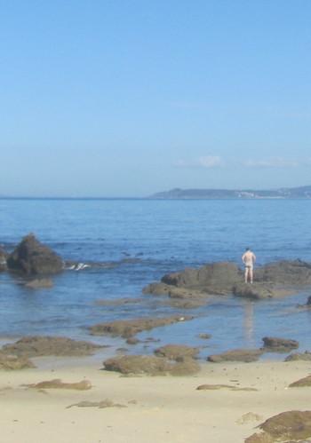 Mujer mira mar   by JoseAngelGarciaLanda