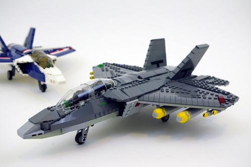 LEGO F-35B Lightning II
