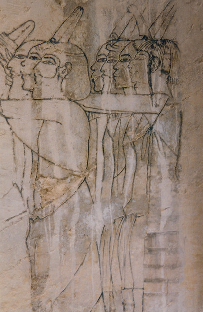 Tomb sketches