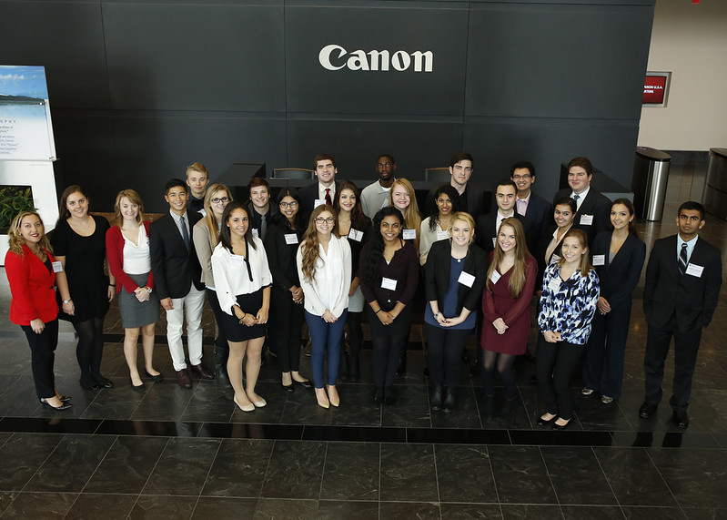 Corporate Visit: Canon Headquarters in Melville, Long Island