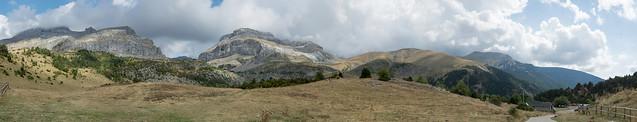 Bisaurín, Alto de Fetás, Macizo de Bernera,Collado del Bozo y Punta del Cuello Bozo