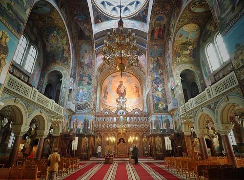 biserica sf elefterie sfantul sfântul nou new st eleutherius church cathedral stefanjurca stefan jurca ștefan jurcă churchinteriors