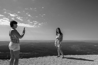 Mother and Daugther on the Mont Ventoux | by x1klima