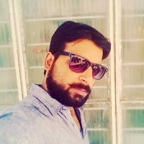 Beard mustache