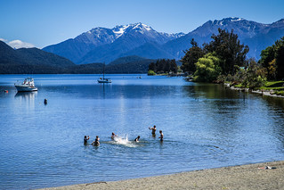 Lake Te Anau | by TimoOK
