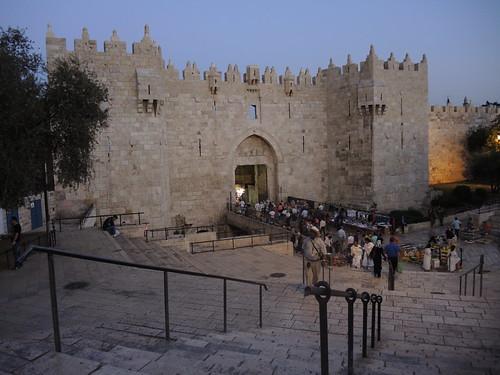 landscape architecture jerusalem israel nikon coolpix p7700 damascusgate khaaphoto ngc