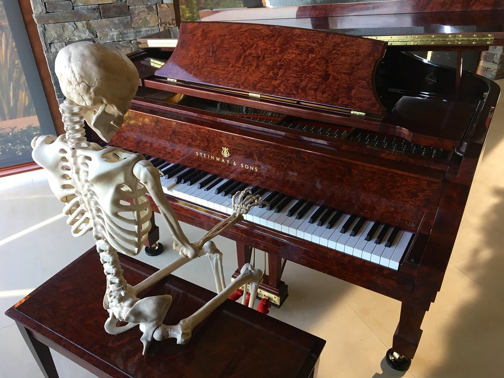 Westworld Player Piano 30 Years On The Steinway Spiro See