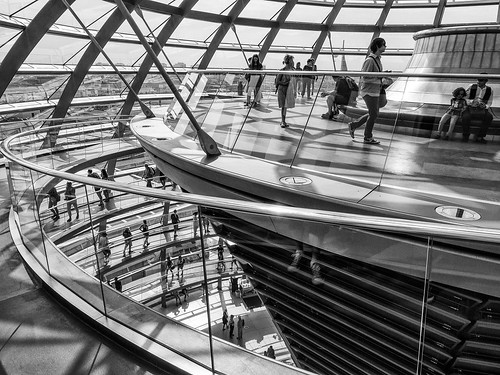 Reichstag building dome | by Yoni Lerner