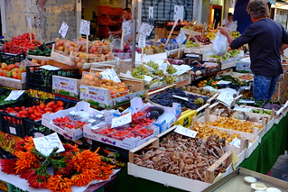 Venice vegetable stand | by rob o'keefe