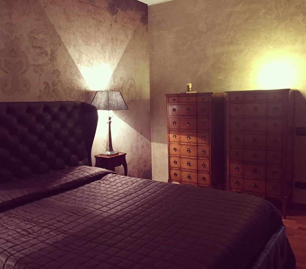 Carta Da Parati Cagliari sogni d'oro #rochebobois#maestro#letto#lampade#cartadapara
