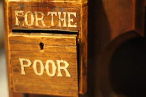 Church Poor Box | by marketingthechange