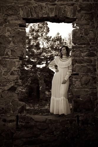 co us window doorway frame female woman model ethelrichmondwalker dawn sunrise ghost story