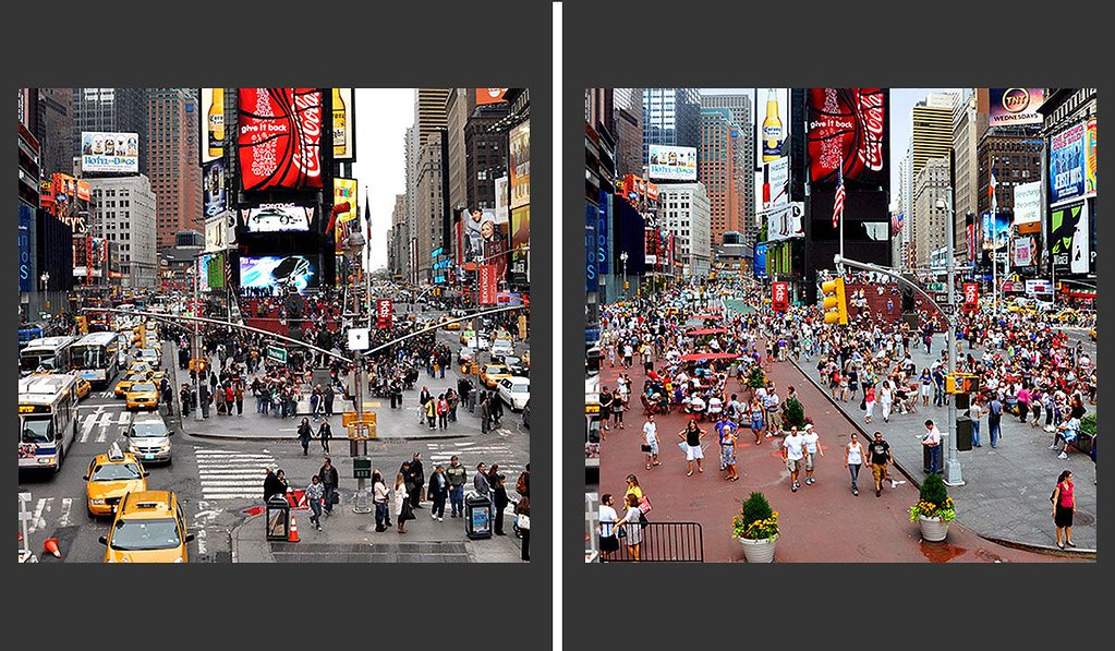 Image result for times square placemaking