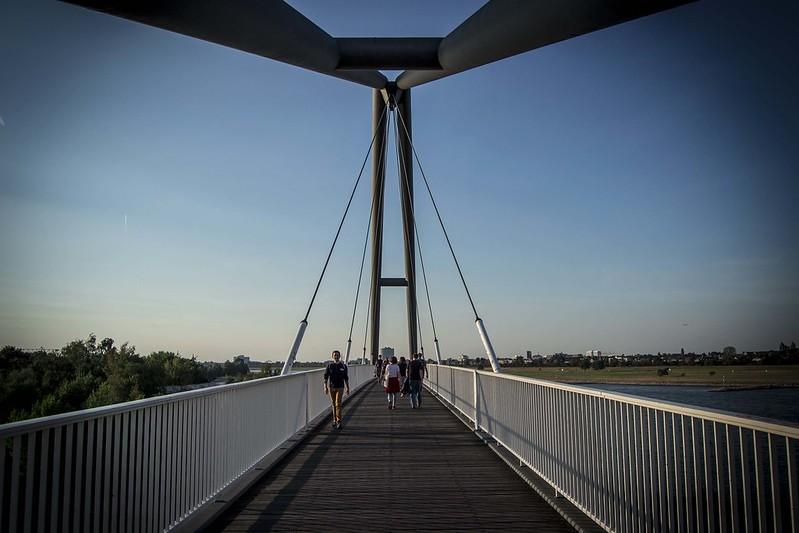 Hafenbrücke, Düsseldorf