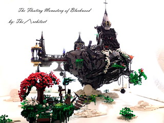 The Floating Monastery of Blackwood