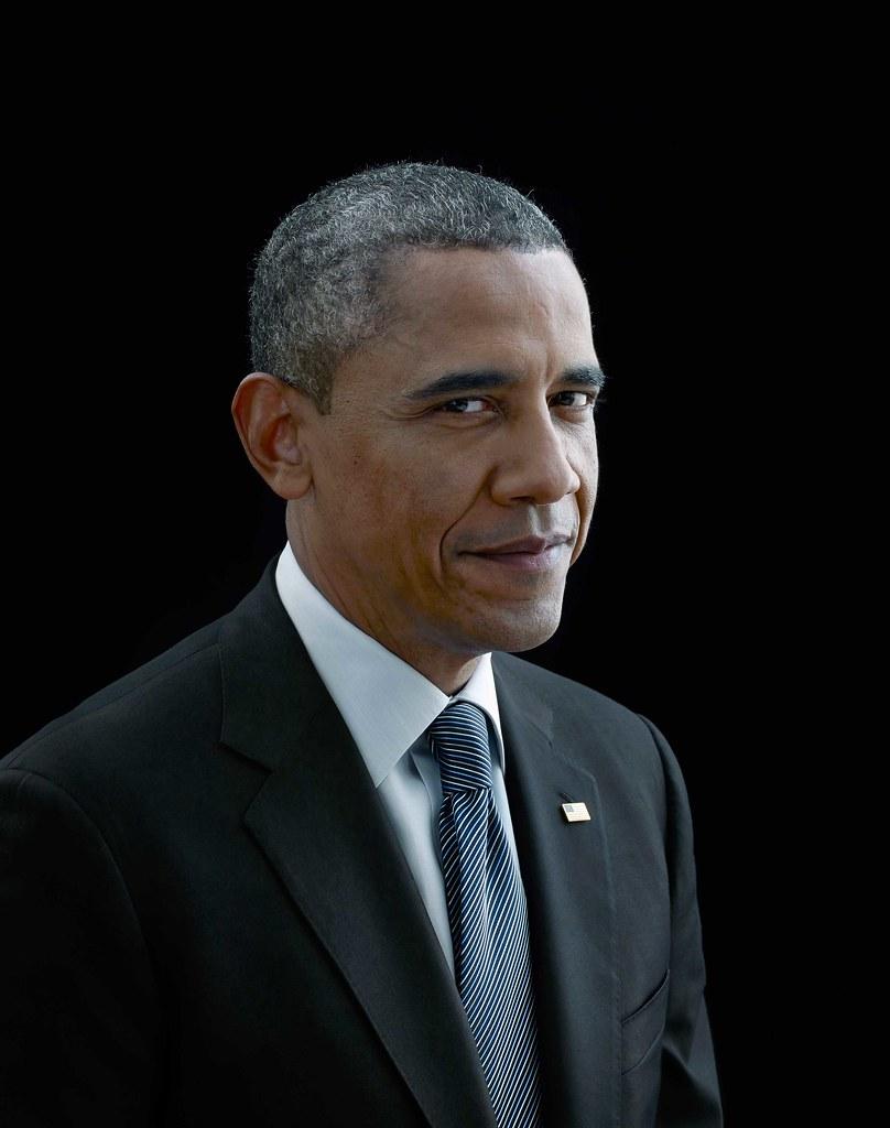 President Barack Obama by Chris Buck