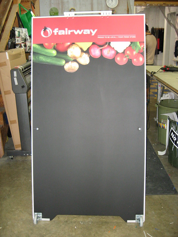 36 x 60 chalk A Frame