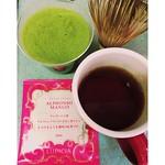 #AlphonsoMango #Blacktea #アルフォンソマンゴー #BookOfTea100 #綠碧茶園 #teabag #お茶 #茶 #tea  #matcha #nodoka #抹茶 #長閑 #薄茶 #一保堂 #一保堂茶舗 #点茶 #美味しい #木村硝子 #冷たい抹茶 #ippodo #teacup #kimuraglass @kimuraglass #glassteacup @ippodotea