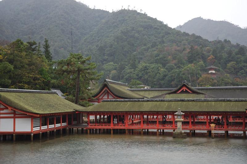 Sanctuaire Itsukushima