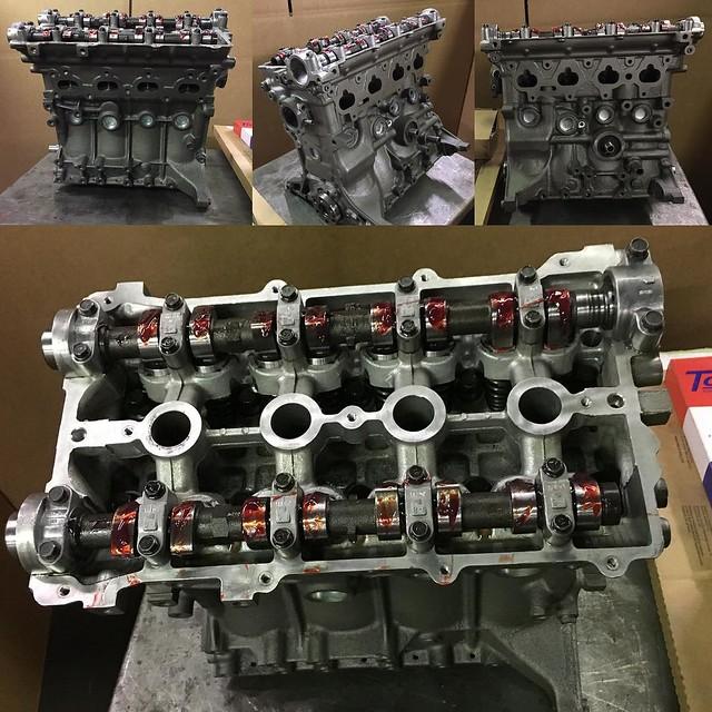 Barnettes Remanufactured Engines 1990 Mazda Miata 1.6L remanufactured engine headed to California! @barnettesengines @miataclub