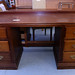 Solid wood desk 6 drawers