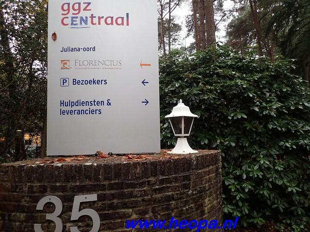 2016-11-09  Gooimeer tocht   25 KM   (135)