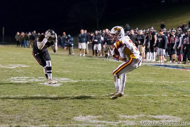 St. Joseph High vs. Valley/Old Lyme - High School Football