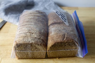 oat and wheat sandwich bread, to freeze | by smitten kitchen