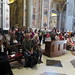 Fowler Tours posted a photo:	The Saints of Italy group waits for Mass at the tomb of St John XXIII in St Peter's Basilica.www.fowlertours.co.za