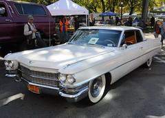 Ballston Spa Car Show: 1963 Cadillac