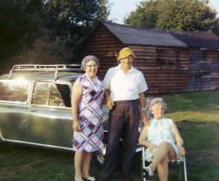 Lucy, Max & Elizabeth